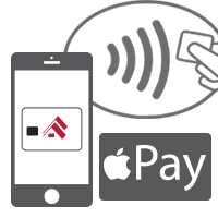 Apple Pay with Apple Pay Device