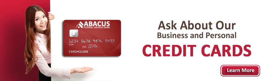 Ask About Our Business Credit Cards