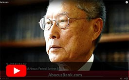 Abacus Commercial: Chairman Thomas Sung's Message