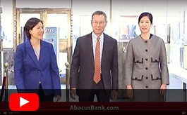 Abacus Commercial2: Chairman Thomas Sung's Message