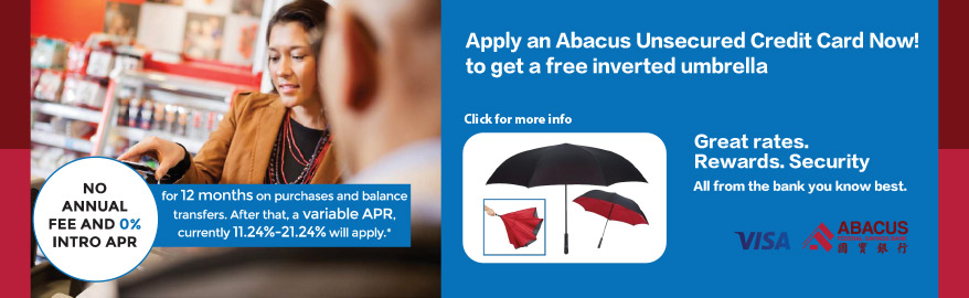 Abacus Credit Card